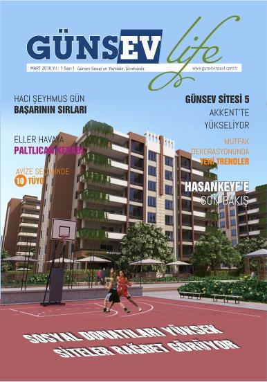 GünsevLife Dergisi Yakında Yayında