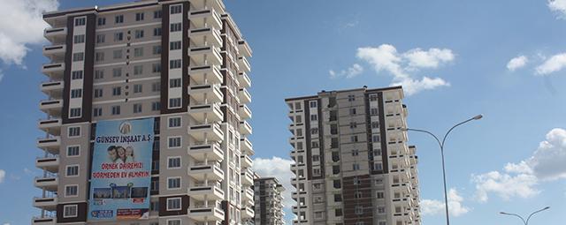Günsev 3 projesinin inşaatı tamamlandı.
